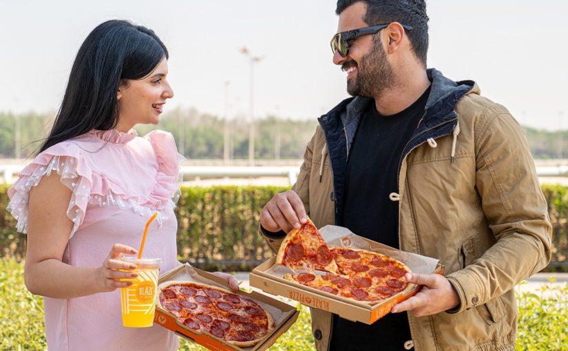 Blaze Pizza's Pepperoni Deal